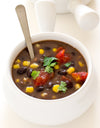20-Minute Black Bean Soup