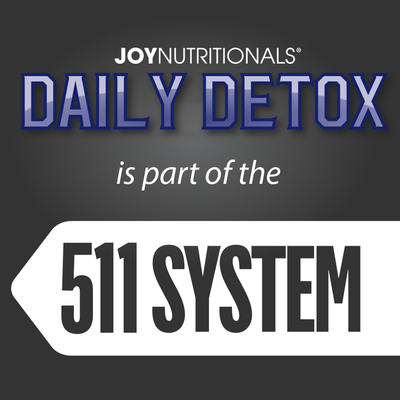 DAILY DETOX Supplement