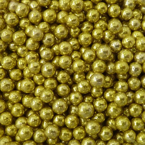 Pearls metallic - Gold
