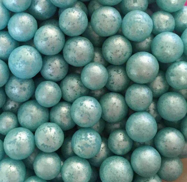 Glimmer Pearls Jumbo - Turquoise