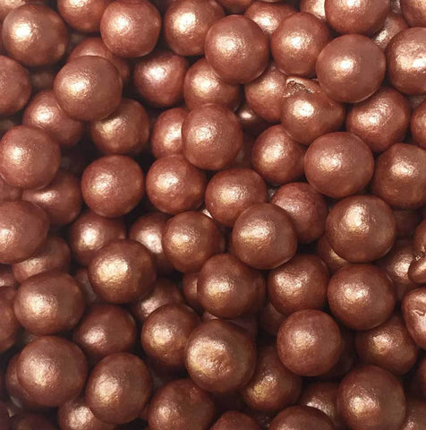 Chocoballs - Small - Glimmer Copper