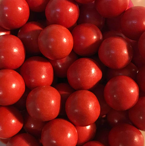 Chocoballs - Large - Red