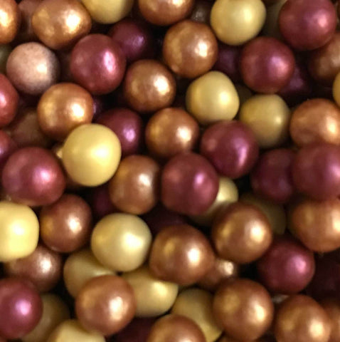 Chocoballs - Small - Glimmer Metallic Mix