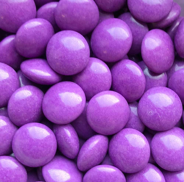 Mini Chocolate Beans - Purple