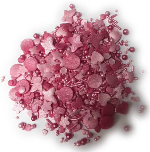 Sprinkletti Colours - Pink Mix