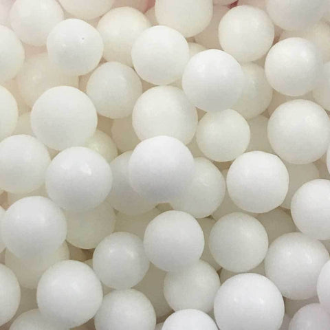 Pearls Matt - White - Jumbo