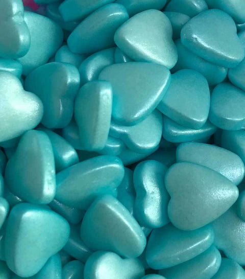 Shapes - Hearts - Tablet - Blue
