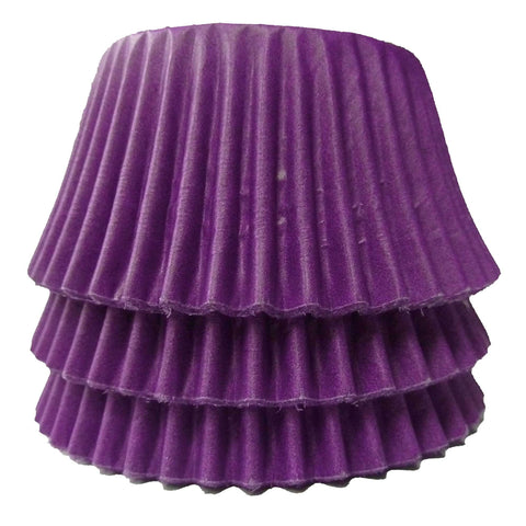 Cupcake Cases - Solid - Purple