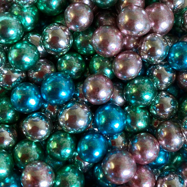 Pearls metallic - Multicoloured 6mm