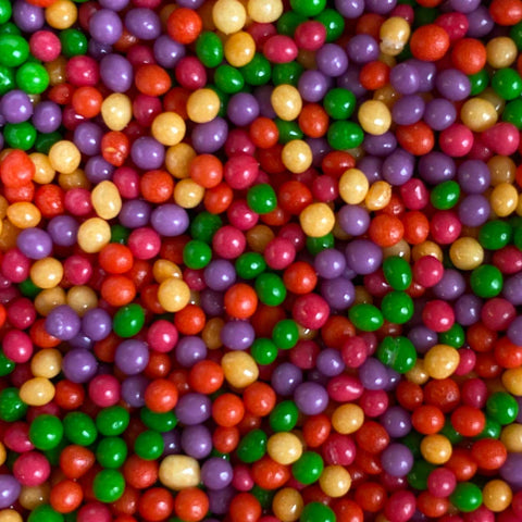 Polished Pearls 2mm - Circus Mix