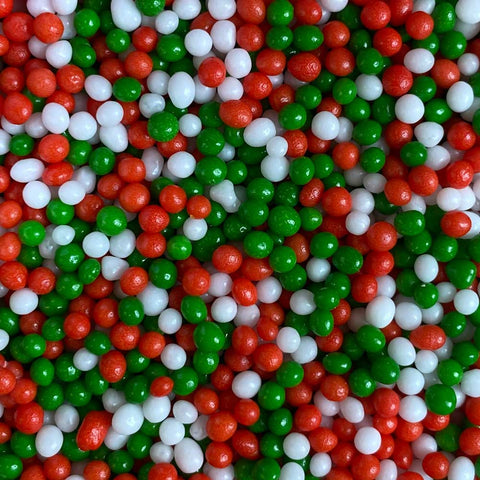 Polished Pearls 2mm - Christmas