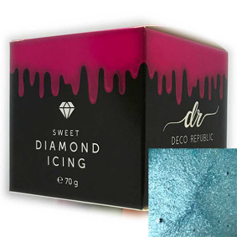 Diamond Icing - Blue 70g