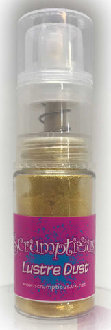 Lustre Dust Gold - Pump Spray