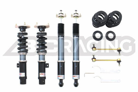 BC Racing DS Series Coilovers - 2001-2006 BMW M3 (E46) | Springrates.com