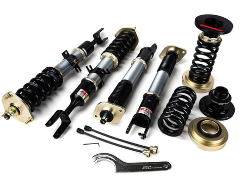 BC Racing DS Series Coilovers - 2011-2014 Cadillac CTS-V Wagon (RWD) | Springrates.com