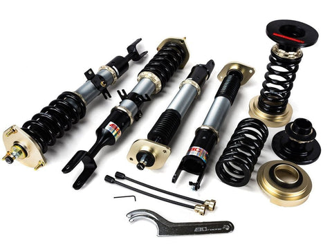 BC Racing DS Series Coilovers - 1980-1993 Volkswagen Rabbit Cabrio (MK1/A1)