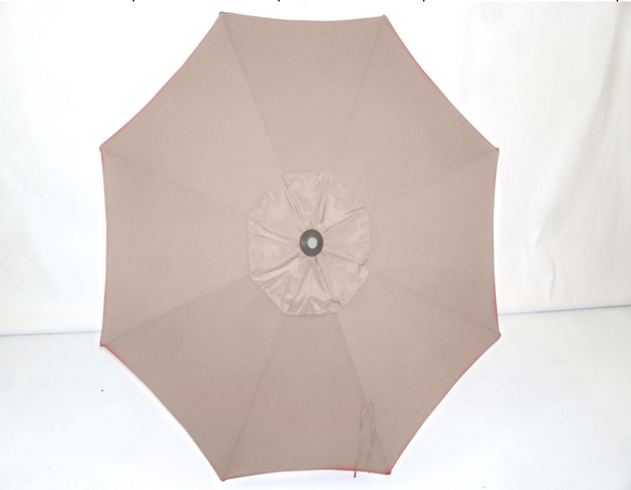 11ft Commercial Aluminum Umbrella - Part A