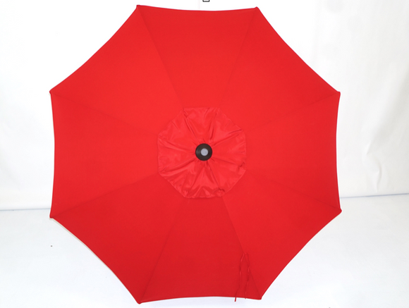 Umbrella Top, Red, 180G