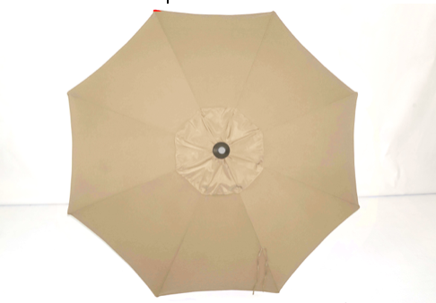 11' CANTILEVER UMBRELLA TOP TAN