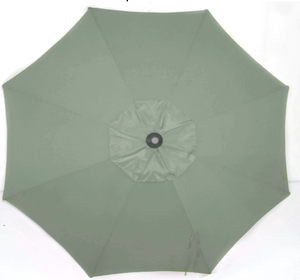 Part B4 Umbrella Top, Cast Sage Green