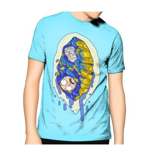 82547703 Rick and Morty Shirt Morty's Mind Blowers Graphic TShirt-T-Shirt-Thinkgeek  Badass