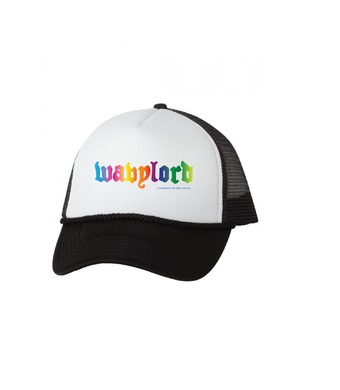 WAVYLORD TRUCKER HAT (MULTI)