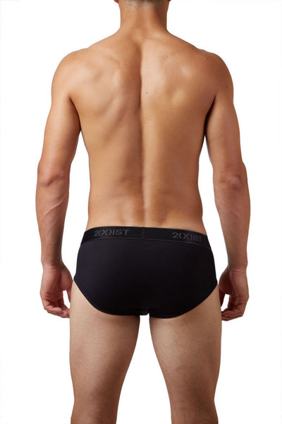 2(X)IST 3102030303 Cotton 3PK Contour Pouch Briefs - Mpire Men