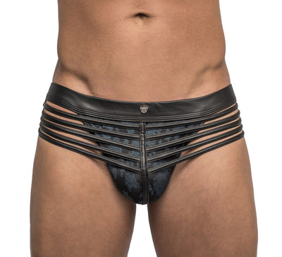 Male Power 347238 Strapped and Bound Strappy Jock - Mpire Men