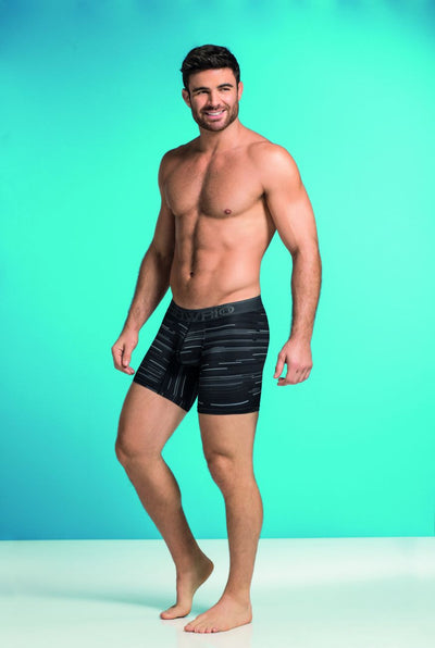 Mens Underwear Boxer Briefs, HAWAI, HAWAI 41807 Boxer Briefs - Mpire Men's Fashion