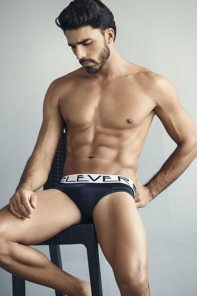 Clever 5366 Czech Piping Briefs - Mpire Men