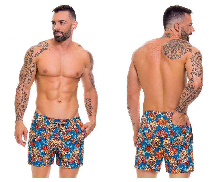 Arrecife 0664 Rivera Swim Trunks - Mpire Men