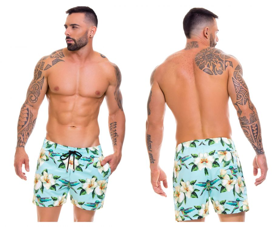Arrecife 0670 Bali Swim Trunks - Mpire Men