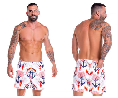 Arrecife 0909 Calipso Swim Trunks - Mpire Men