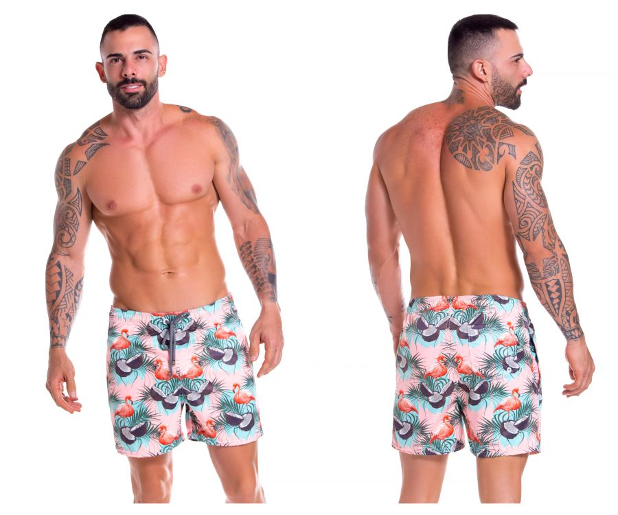 Arrecife 0911 Bahia Swim Trunks - Mpire Men