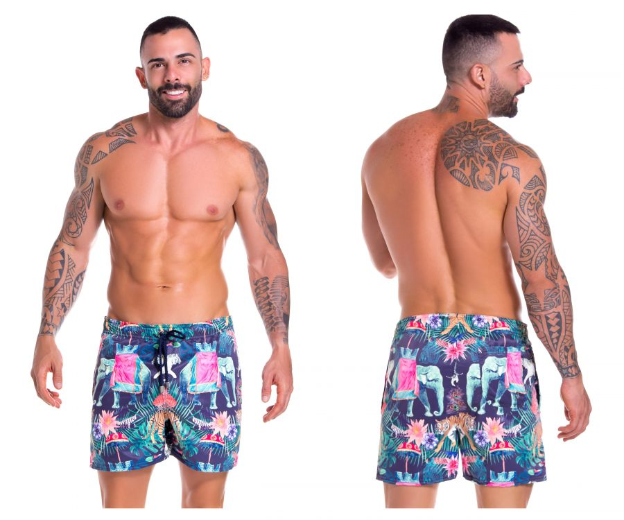 Arrecife 0913 Elephant Swim Trunks - Mpire Men