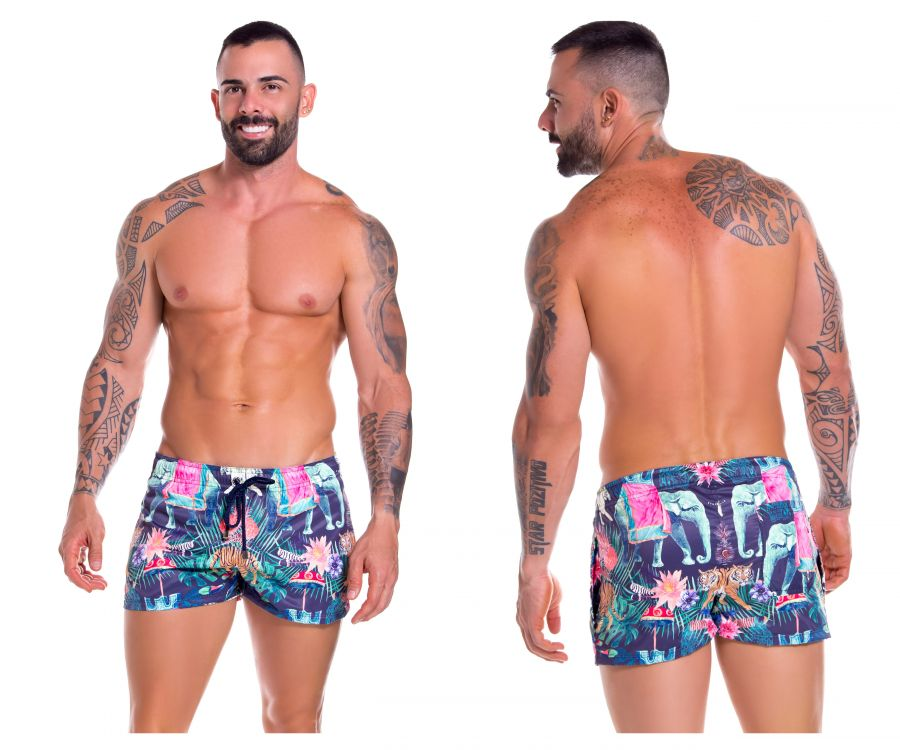 Arrecife 0914 Elephant Swim Trunks - Mpire Men