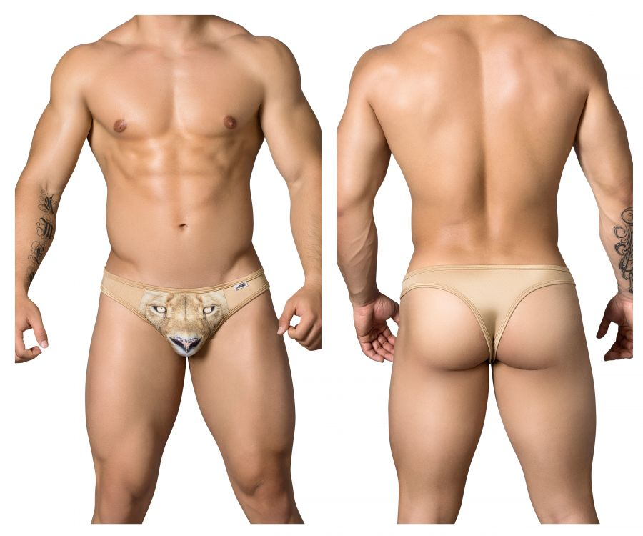 CandyMan 99294 Lion Thongs - Mpire Men