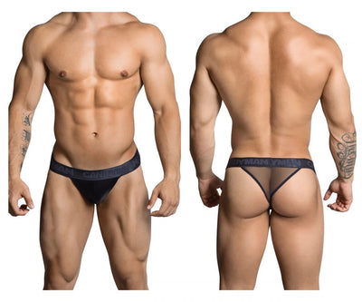 Mens Underwear Thongs, CandyMan, CandyMan 99297 Thongs - Mpire Men's Fashion