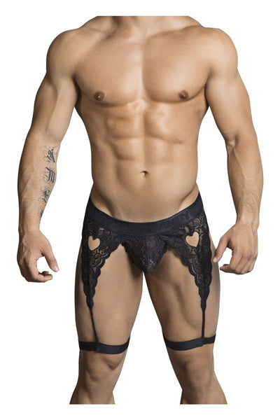 CandyMan 99310 Suspender Thongs - Mpire Men