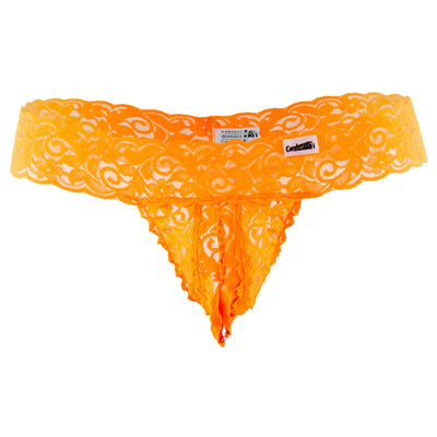 CandyMan 99315 Peek a Boo Thongs - Mpire Men