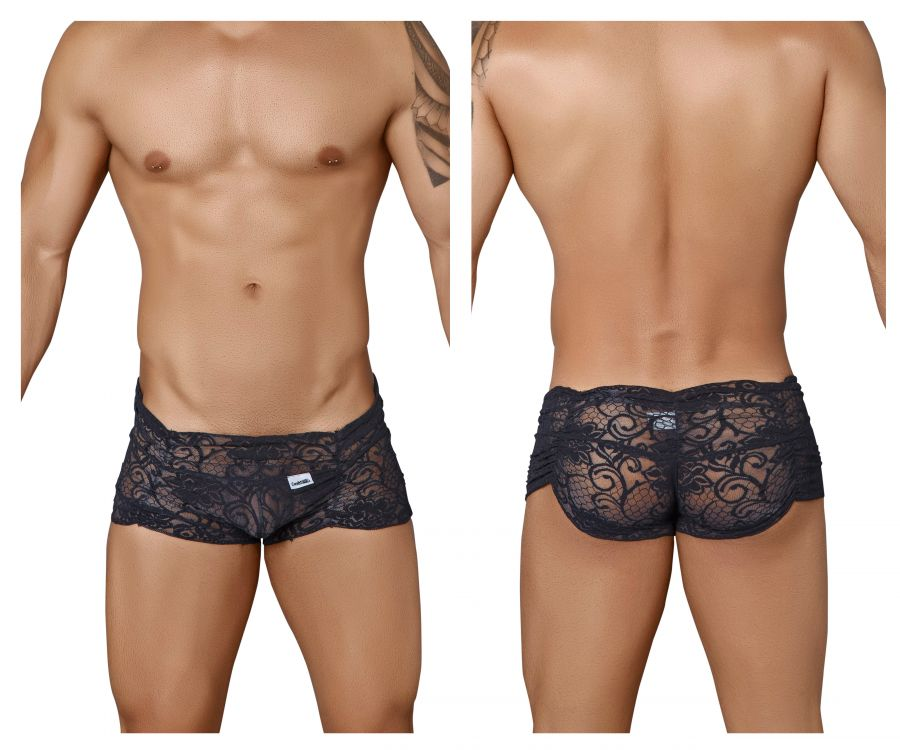 CandyMan 99320 Lace Boxer Briefs - Mpire Men