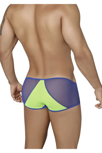 Mens Underwear Briefs, CandyMan, CandyMan 99323 Sheer Briefs - Mpire Men's Fashion