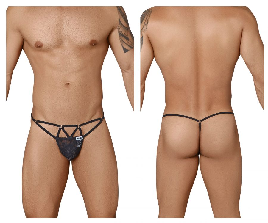 CandyMan 99326 Lace Thongs - Mpire Men