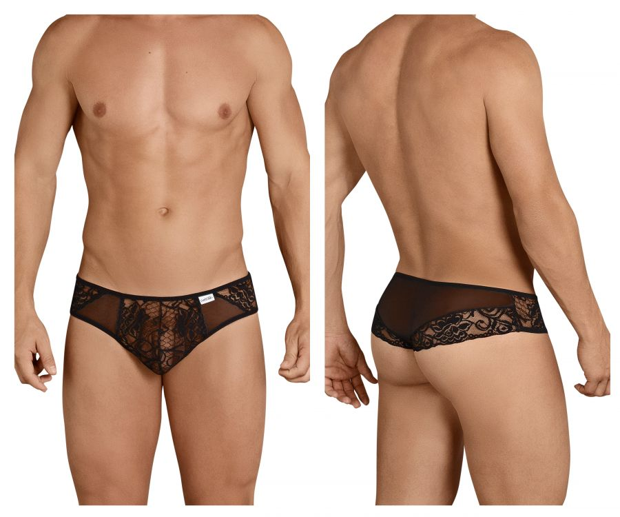 CandyMan 99385 Lace Thongs - Mpire Men