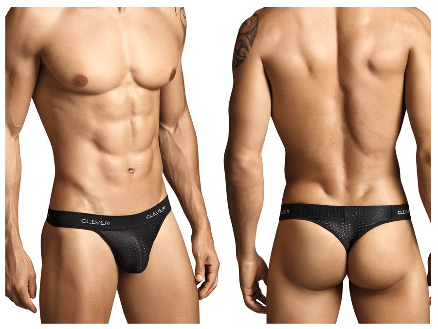 Clever 0001 Mesh Thong - Mpire Men
