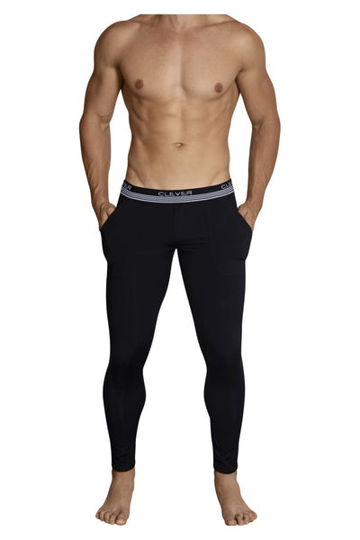 Clever 0315 Juliano Athletic Pants - Mpire Men