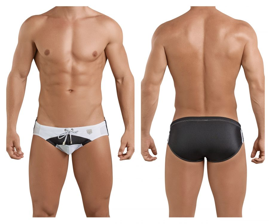 Clever 0680 Big Thing Swim Briefs - Mpire Men