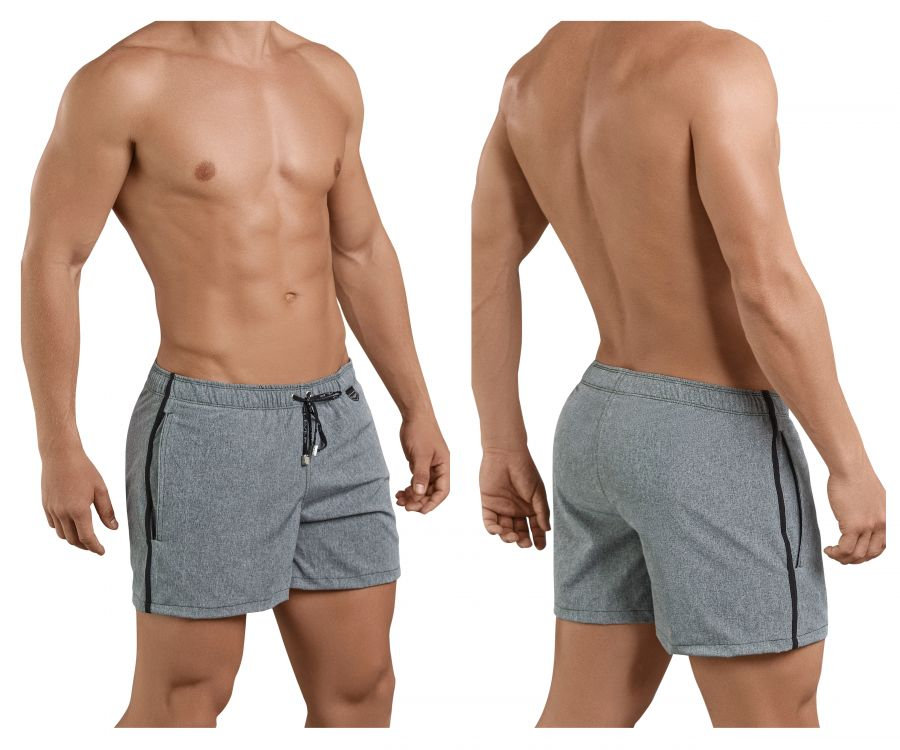 Clever 0685 Sea Sand Atleta Swim Trunks - Mpire Men