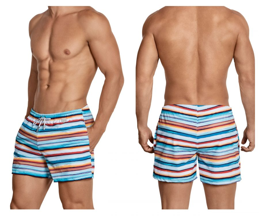Clever 0697 Pupieno Swim Trunks - Mpire Men