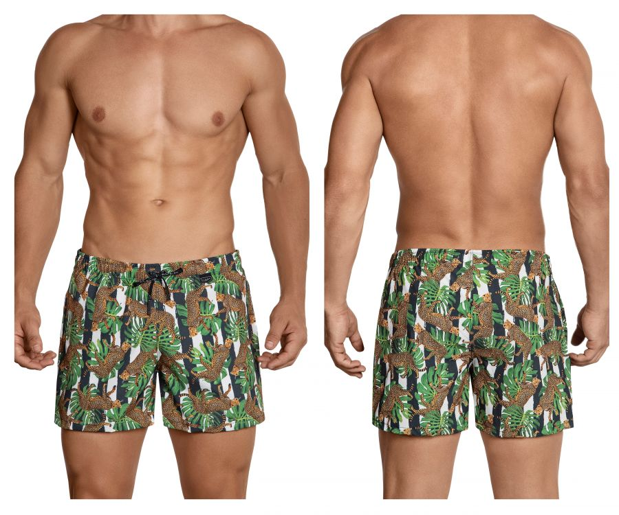 Clever 0699 Emiliano Swim Trunks - Mpire Men